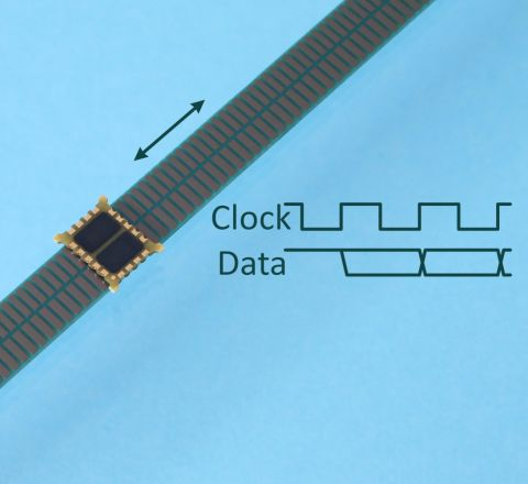 Absolut Linear Encoderchip AP5603L