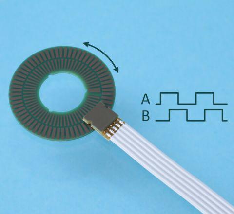 Rotary Inductive Encoder Kit ID1102C
