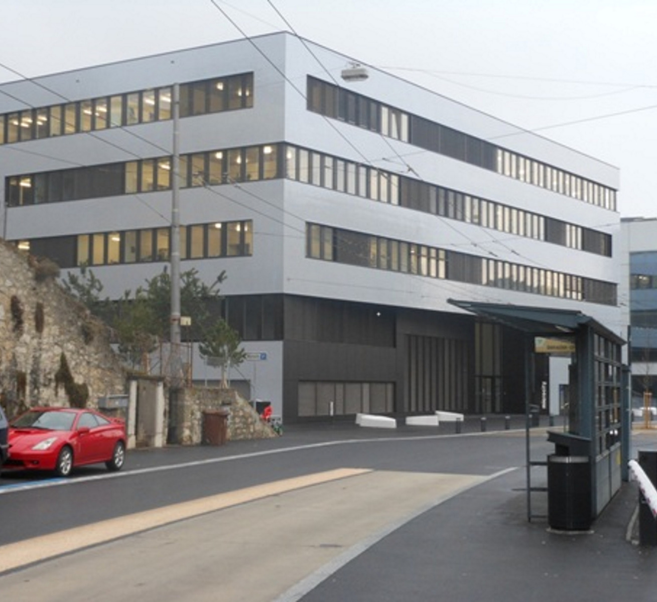 Headquarters in Neuchâtel, Switzerland