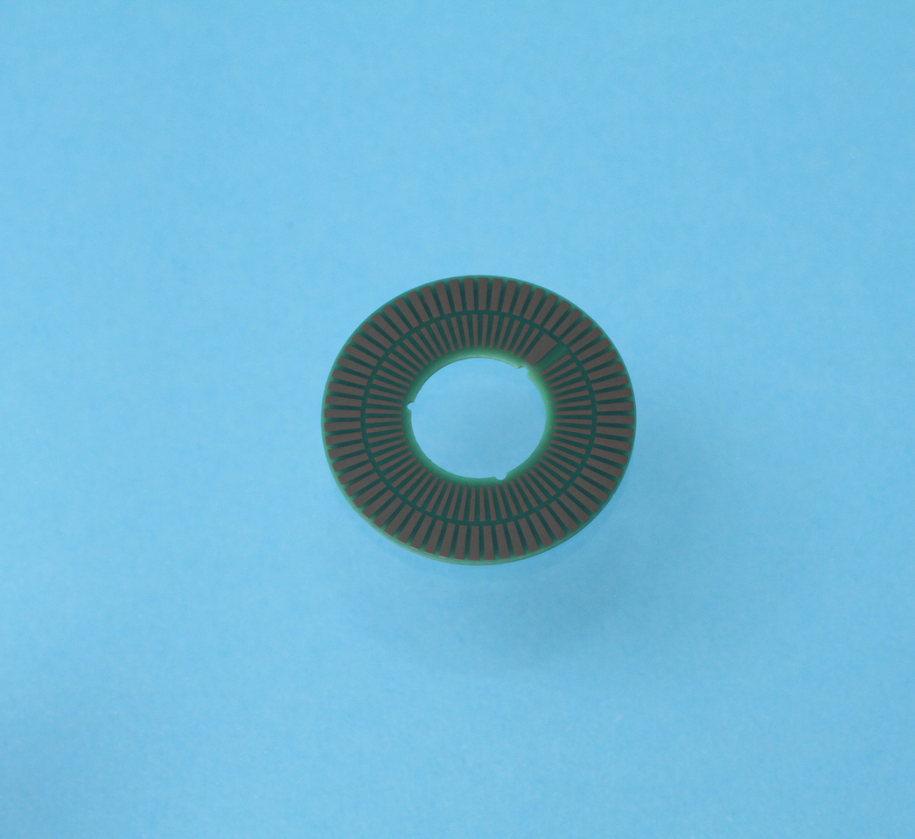 TPCS01 Codewheel with 64 periods, inner diameter 12 mm and outer diameter 28.2 mm for Incremental Encoders ID1102C, ID4501C