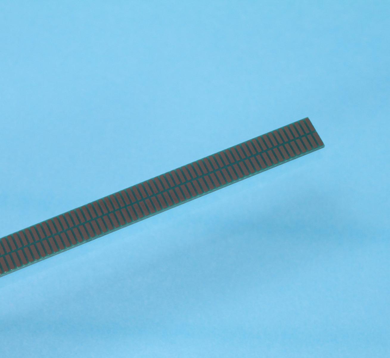 TPLA16 Linear Nonius Massstab mit Absolutverfahrweg 19.2 mm für Absolutgeber AP3403L und AP5603L